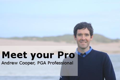 Meet your Pro - Newburgh-on-Ythan Golf Club
