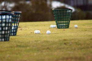 Golf basket