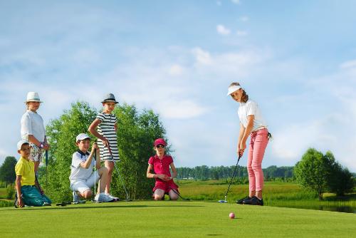 Junior golf lessons summer 2018