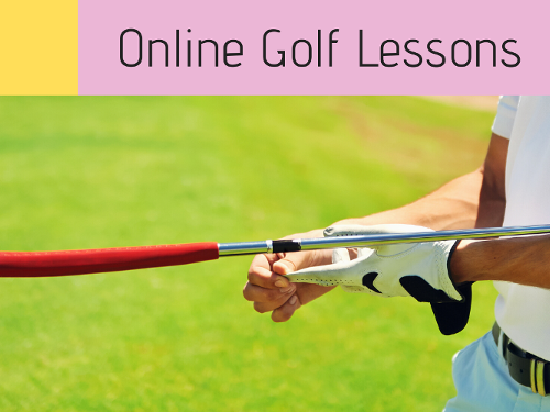 Online Golf Lessons with Andrew Cooper, PGA Professional